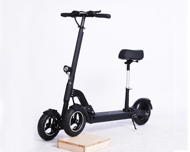 Front 2 Wheels 8INCH  Electric scooter HG-S8T