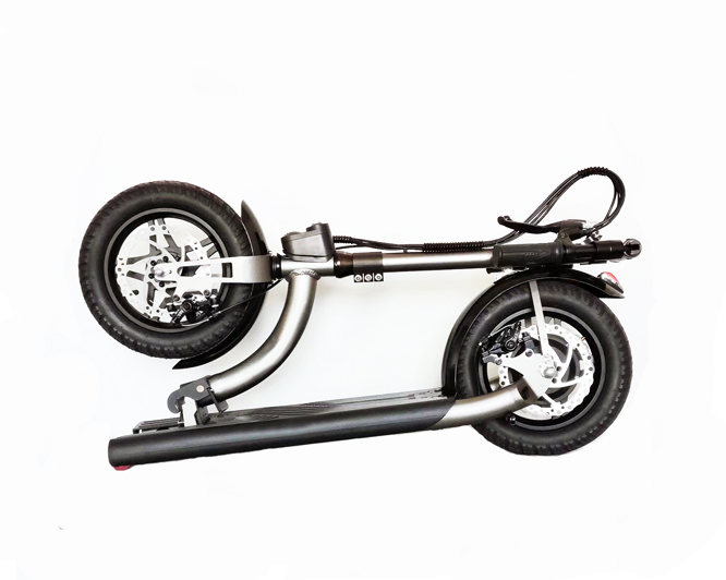 300W Kick scooter with 12